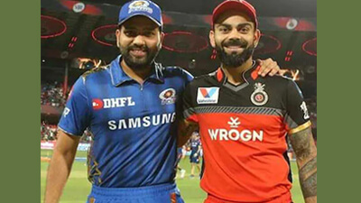 New Look RCB