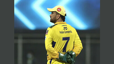 Keeping up with Youngsters makes Dhoni fit