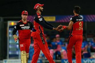 Dhawan leads for Orange Cap, Harshal Patel for Purple Cap