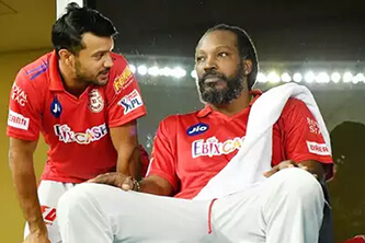 Punjab Kings haven't yet thought about opening role for Chris Gayle or Dawid Malan, says Mayank Agarwal
