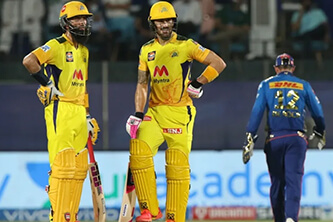 Chennai Super Kings' May 5 game against Royals postponed