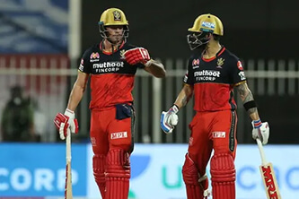 I was nervous before meeting them': RCB batsman 'lucky' to play with ABD, Kohli