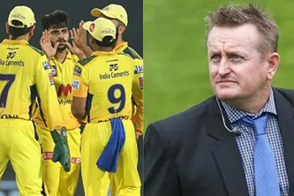 'Didn't have a lot of confidence in them': Styris on CSK's resurgence in IPL 2021