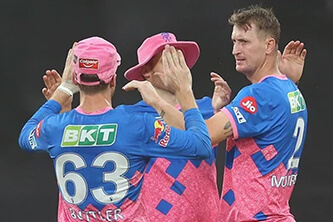'It was chaos: Morris on scenes at RR Team hotel during IPL 2021 suspension