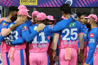 IPL 2021: Rajasthan Royals support staff reveals what happened after the tournament was postponed