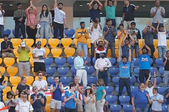 'A little irresponsible': MI fielding coach on allowing fans for India-England Tests