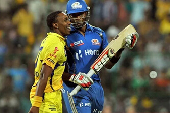 'Come and sign him now': How Dwayne Bravo convinced MI to sign Kieron Pollard