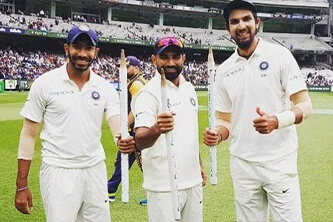 Obviously, we are better: Shami makes an emphatic statement about the Indian pace trio