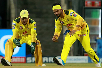 Raina narrates how he was greeted by Dhoni after being bought by CSK in 2008