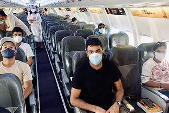 Ravichandran Ashwin, Mithali Raj reach Mumbai for quarantine ahead of UK tour.