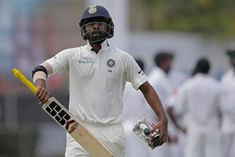 India Test opener Abhinav Mukund loses grandfather to Covid-19
