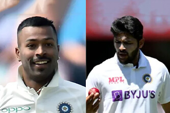 In Hardik's absence, Shardul's childhood coach bats for his inclusion in IND XI