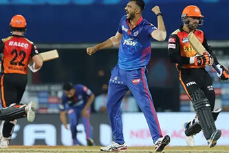 Axar Patel explains he was picked over Avesh Khan to bowl the Super Over vs SRH