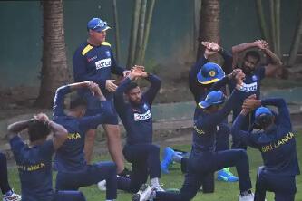 Sri Lanka's Shiran Fernando tests negative in the third round