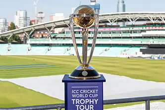 ICC expands men's ODI World Cup to 14 teams from 2027, T20 World Cup to 20 teams from 2024
