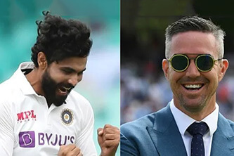 'If you're a kid, emerging player or county cricketer, copy Jadeja': Pietersen