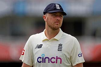 "England suspend Ollie Robinson from International Cricket pending ""disciplinary"" probe"