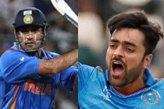 'I tell Jadeja the same thing': Rashid Khan reveals valuable advice he received from MS Dhoni