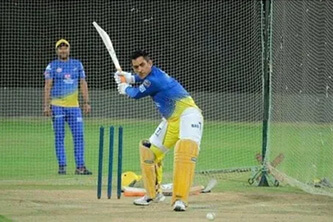 'Didn't realize it was him': When DC pacer didn't recognize MS Dhoni at the nets