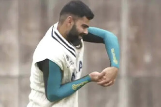 Team India trains with 'High Intensity' ahead of World Test Championship final