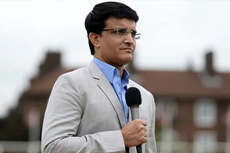 'Down-to-earth guy, no one's more passionate than him': Hockley lauds Ganguly