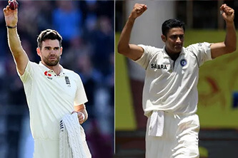 James Anderson on the cusp of going past Anil Kumble in 2nd New Zealand Test