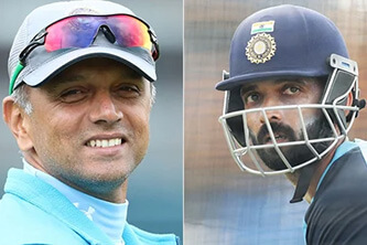 Rahul bhai told me 'don't run after India selection, it'll follow you': Rahane