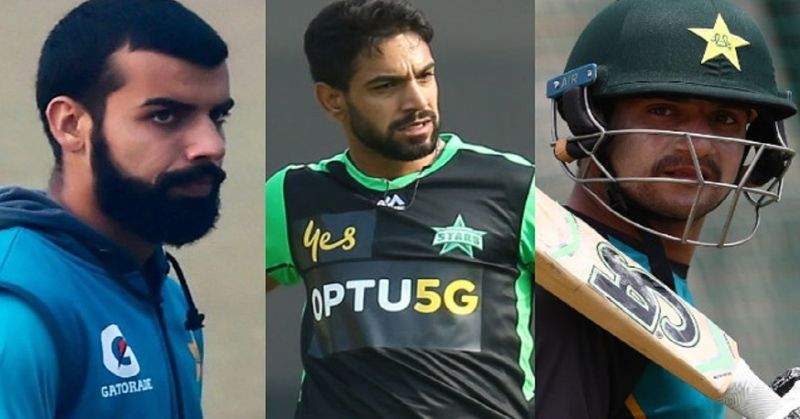 Shadab, Harris and Haider are now Covid Positive: Cricketers ailing on health!