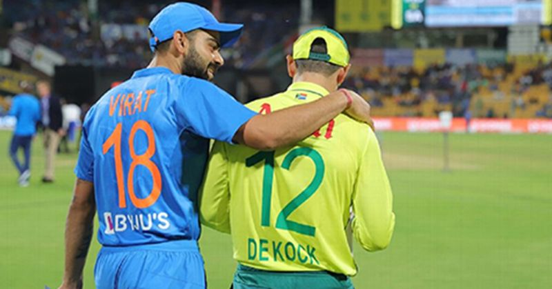 India may tour South Africa in August for 3 matches T20I series