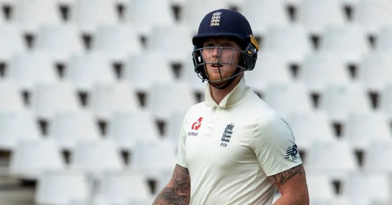 Ben Strokes replaces Joe Root pulls on for his first test against West Indies
