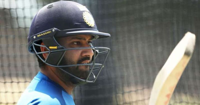 Rohit has skills as well as temperament to excel in the Australian Conditions: Hussey