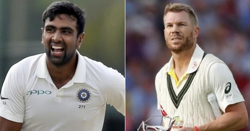 Ravichandran Ashwin is not at all messin it up to David Warner on Tik Tok ban