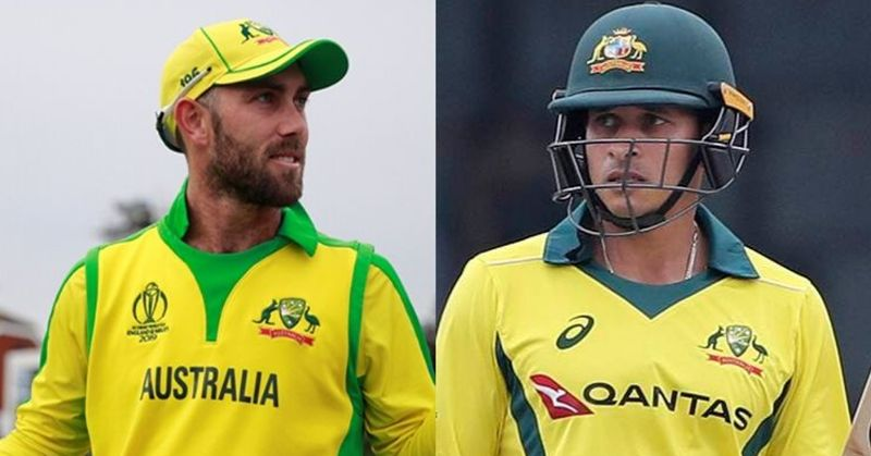 Glen Maxwell and Usman Khwaja in the upcoming cricket squad