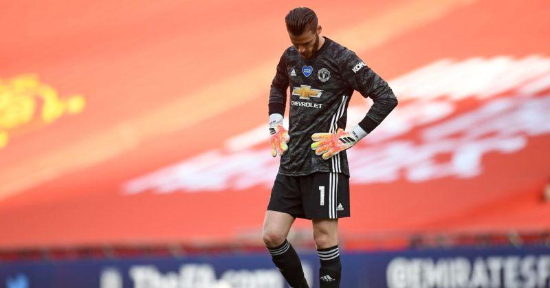 David de Gea put Chelsia in FA cup final