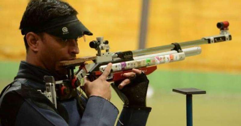 Shooter Sanjiv Rajput to put his feet back to the ground
