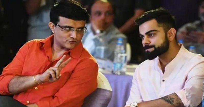 Ganguly took the role of a teacher and Kohli has taken the team on another level