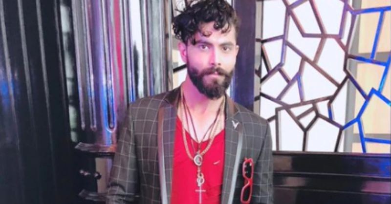 CSK complimented Ravindra Jadeja for the Netflix look of him