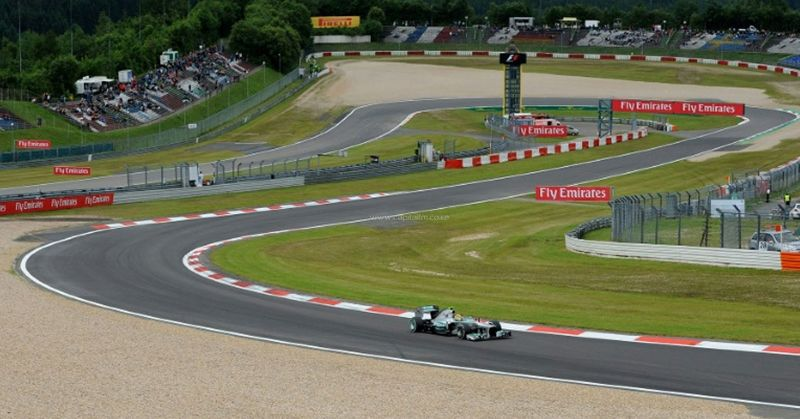 Grand Prix to be held in these destinations that are US, Brazil , Mexico and Canada