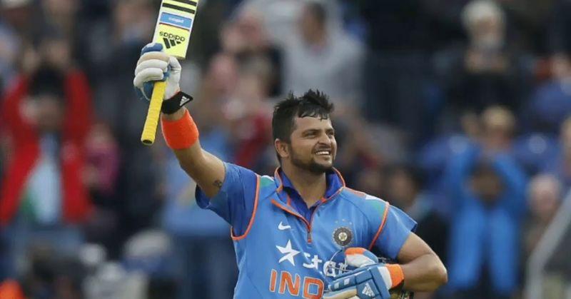 Raina announces his retirement from International cricket