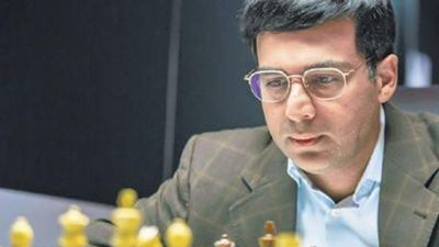 Its great that People discovered chess in the time of deadly pandemic: Anand