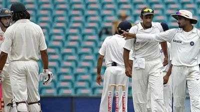 Anil Kumble on the 2008 Australia match and how he had decided to pull out from the tour